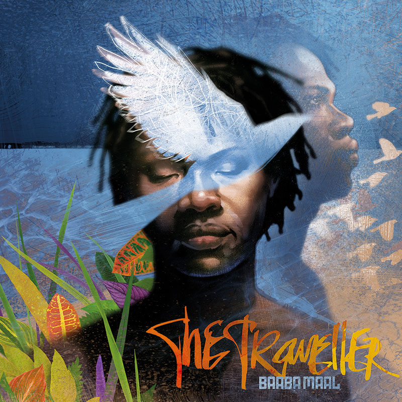 The Traveller – available now